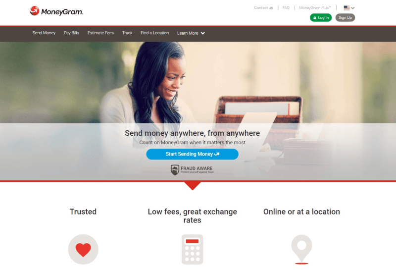 MoneyGram Review - Can I trust them and how good are they?